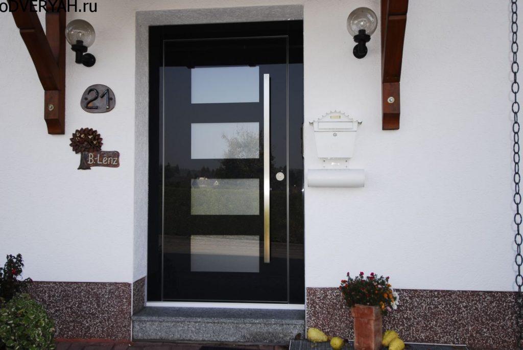 дверь стекло