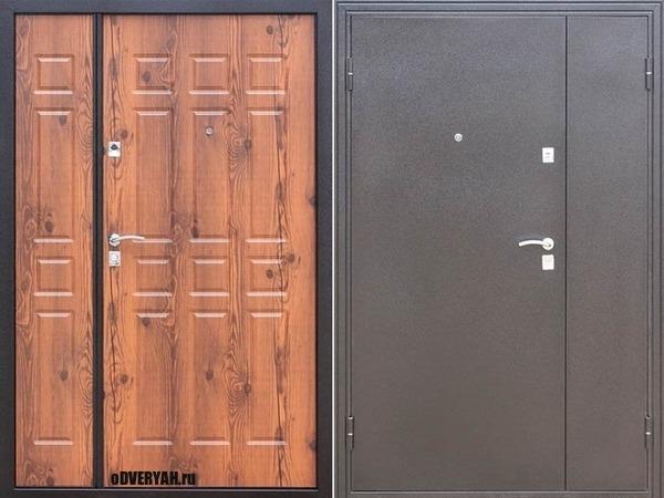 Утепленные двери