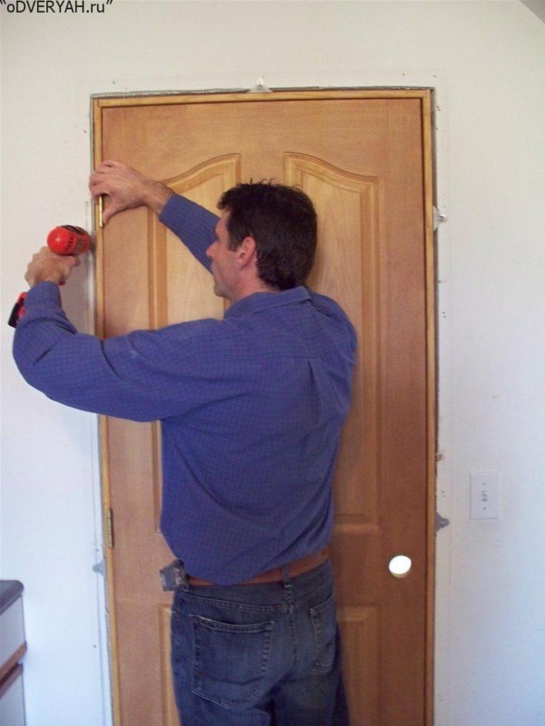 шумоизоляция двери