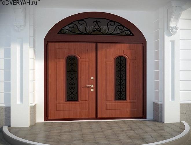 двери с круглым проемом