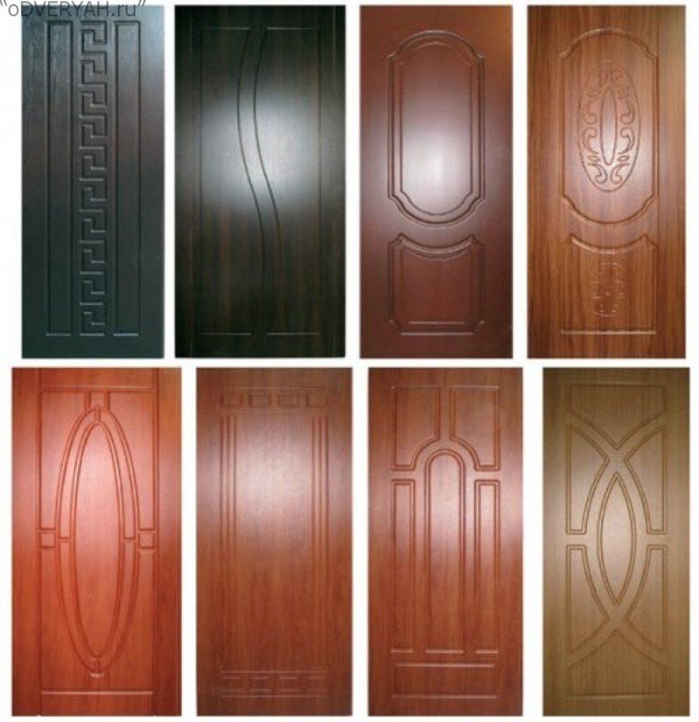 накладки на дверь