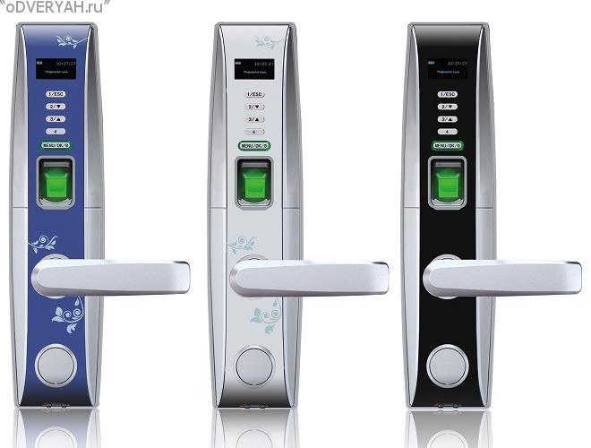 биометрический замок