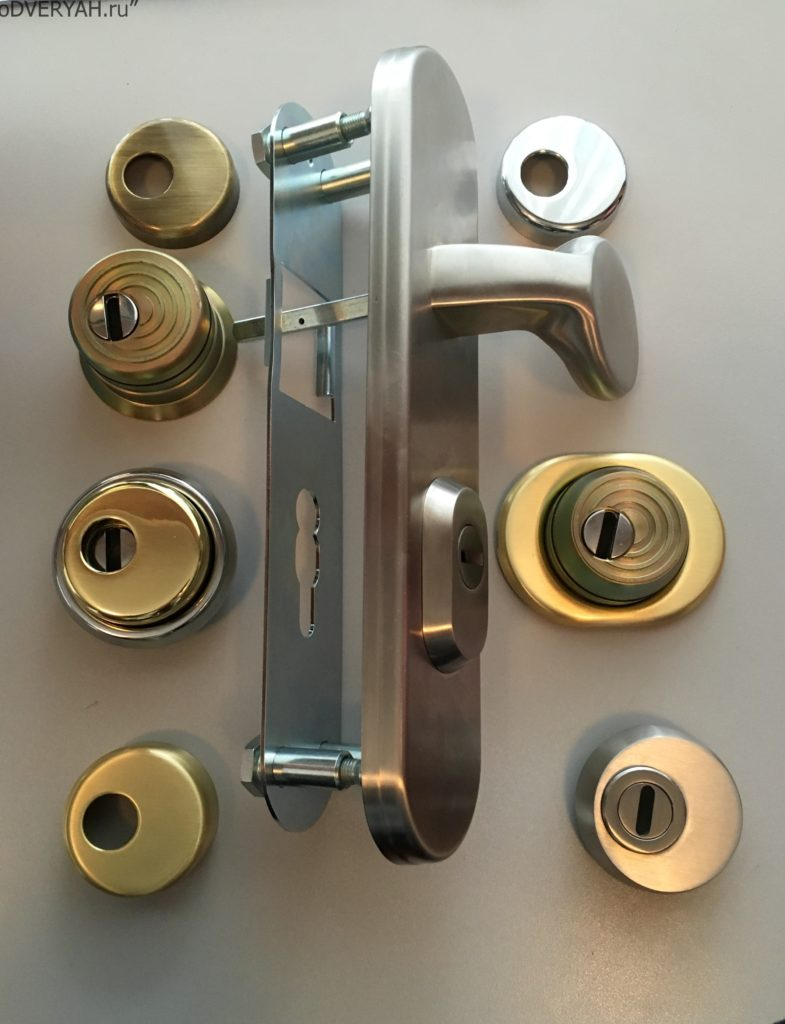 фурнитура Mul-T-Lock