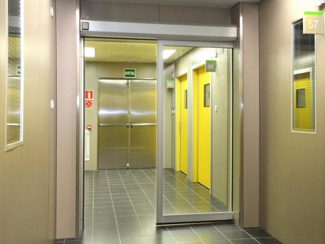 мед двери