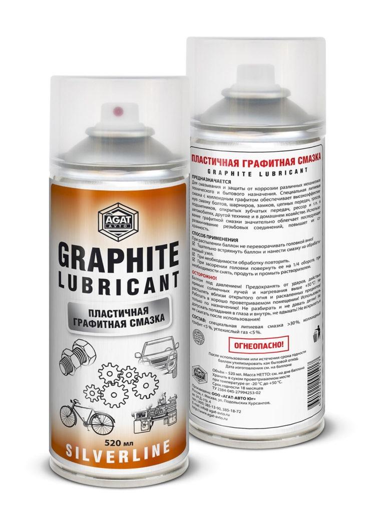 графитная смазка