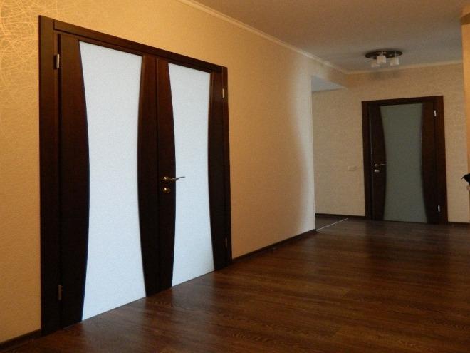 двери венге
