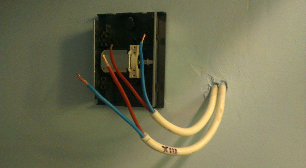 проводной звонок