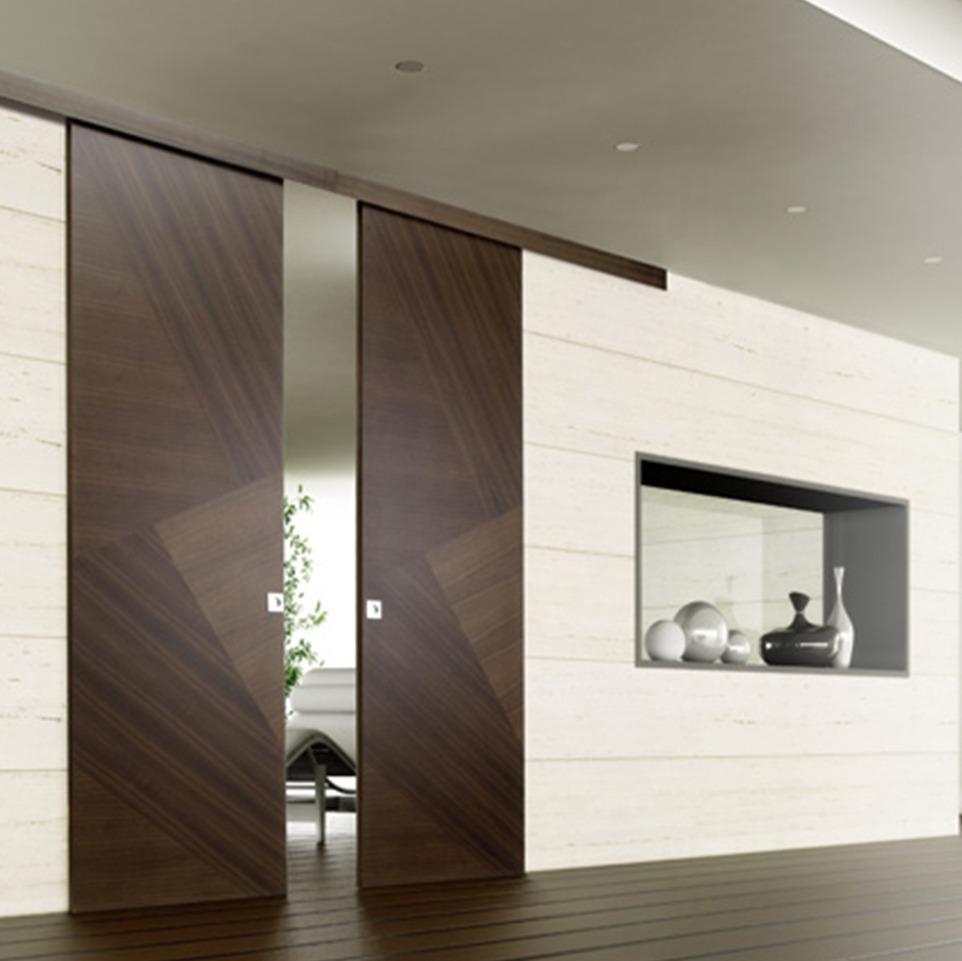 Разновидности глухих полотен для межкомнатных дверей, советы по выбору и способы декорирования