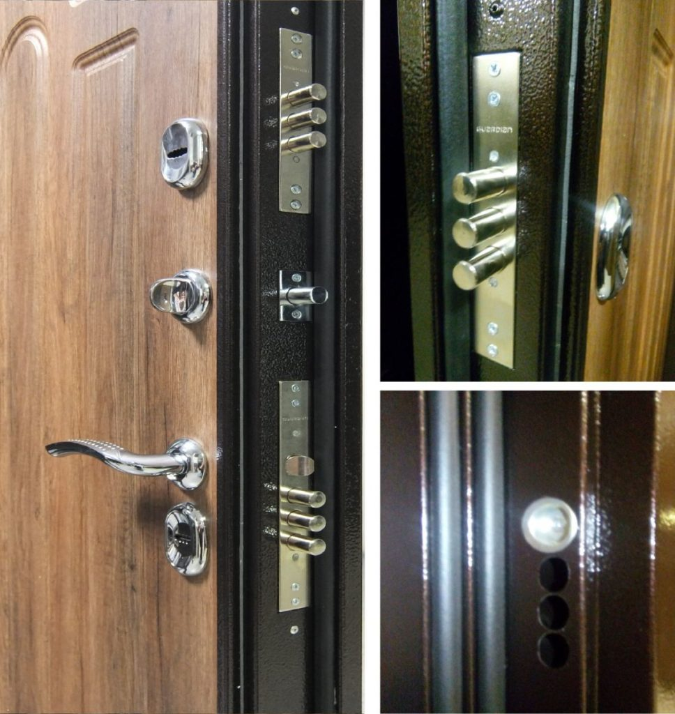 Преимущества двойных дверных конструкций, советы по выбору на входе в дом или квартиру