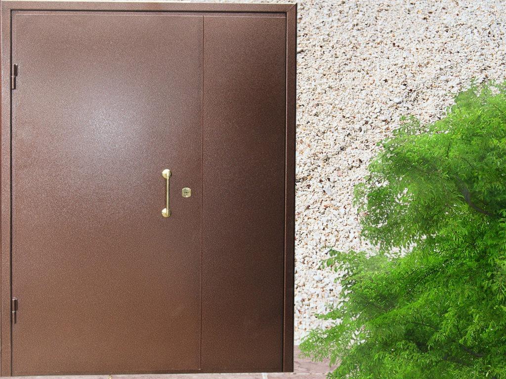 Что такое антивандальное покрытие, в чем его преимущество для входных дверей